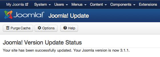joomla website migration